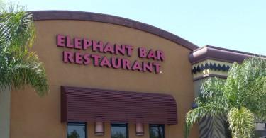 Elephant Bar Restaurant - San Marcos, CA
