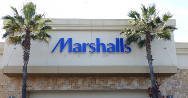 Marshalls Discount Retail