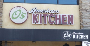 O's American Kitchen